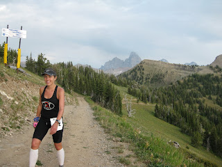Jennifer Vogel Grand Teton 100 mile