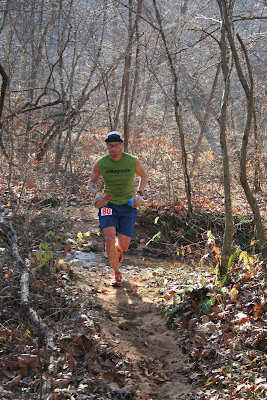 Jeff Browning Ozark Trail 100