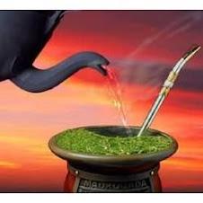 Chimarrão bebida típica gaúcha