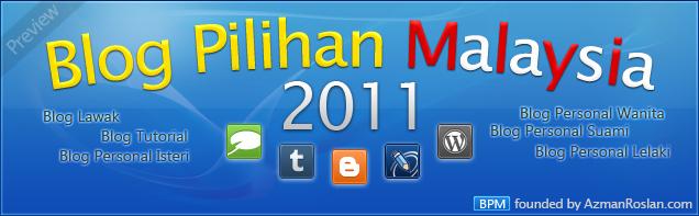 Blog Pilihan Malaysia