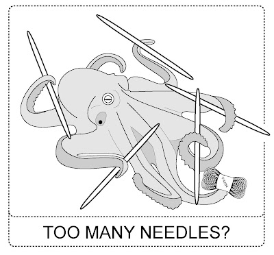 too many needles