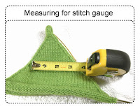 msurng for stitch gauge
