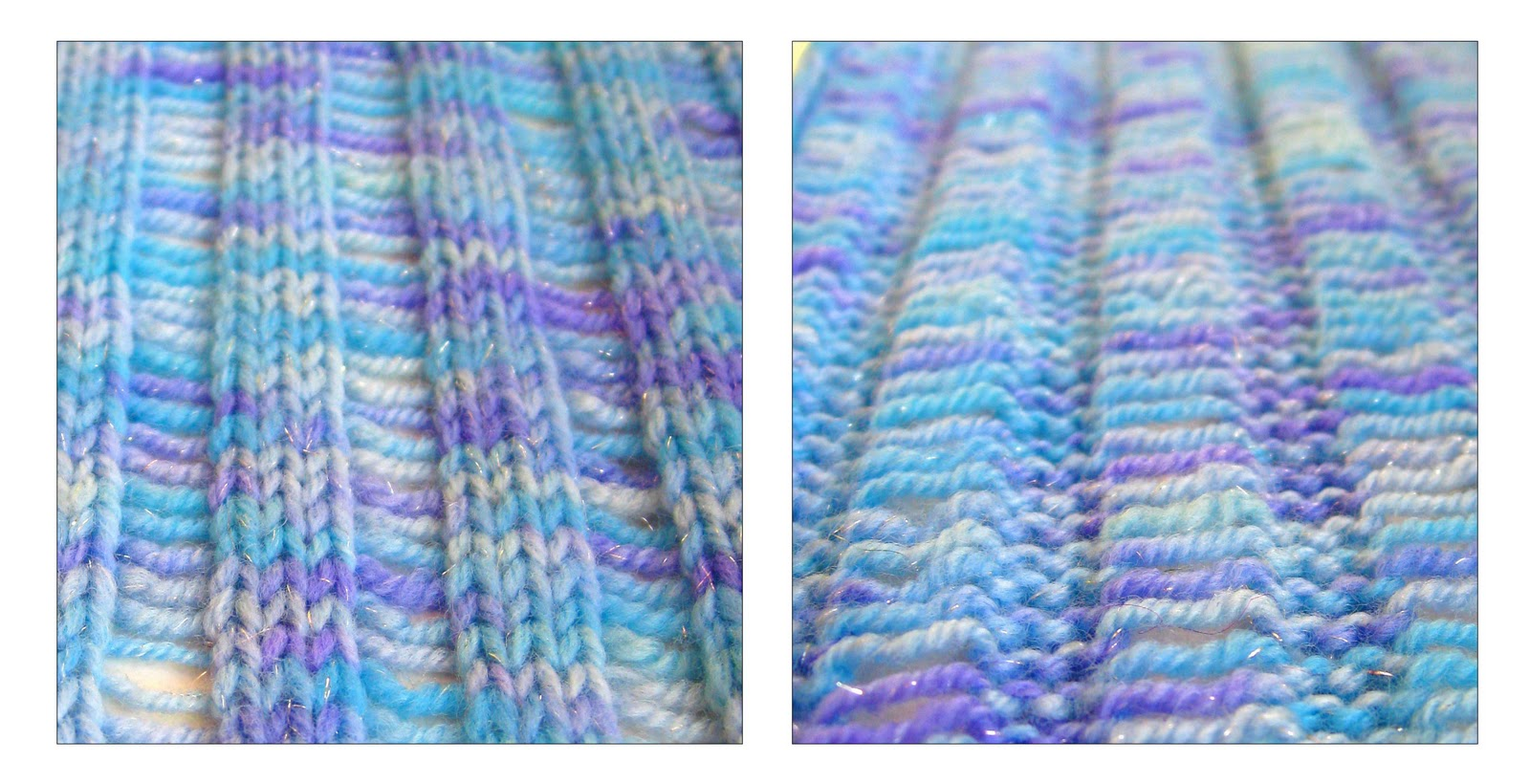TECHknitting: Curling scarf rescue mission--part two: the drop ...