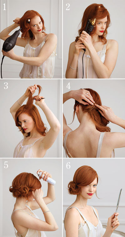 Wedding Hairstyles Instructions Great Hairstyle For Wedding or