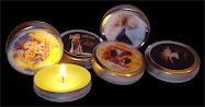 Vintage Candles Mini