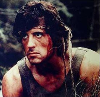 Talia Shire es la única actriz que aparece dos veces en películas originales (Rocky, The Sylvester Stallone corría por la habitación, preparándose para el papel.
