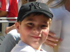 Gabriel...afilhado querido!!!
