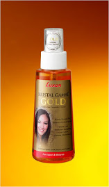 Kristal Gamat GOLD (RM 45)