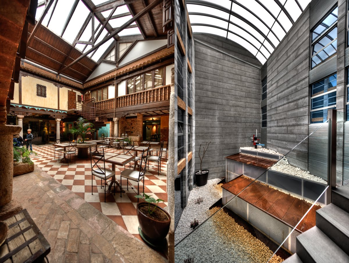 Michel bricteux photo projects - Hotel la casa del rector en almagro ...