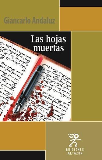 LAS HOJAS MUERTAS - GIANCARLO ANDALUZ