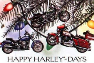 Happy Harley-Davidson