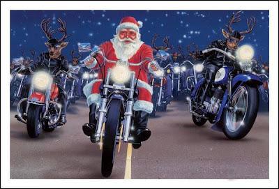 Harley Christmas