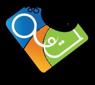 شعار فريق التعليم والمحتوى الإلكتروني