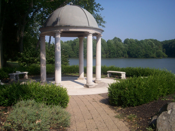 Victims Memorial Arbor and Gazebo