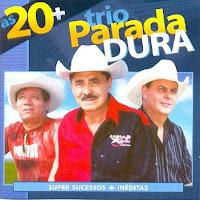 Cd Trio Parada Dura - As 20 Mais +