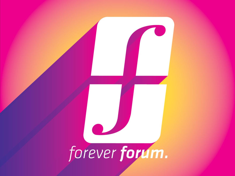 forum snowboarding logo