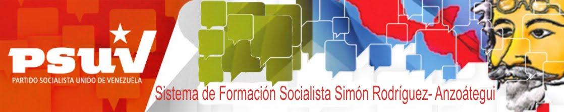 Formación Socialista Simón Rodríguez Anzoátegui