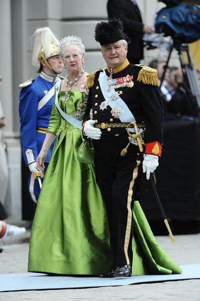 Kongelige kjoler