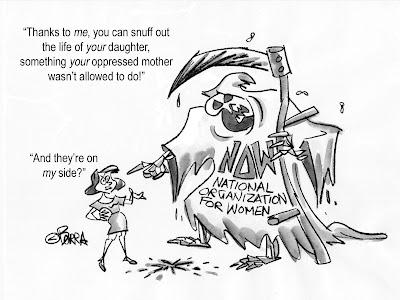 A John Francis Borra Cartoon
