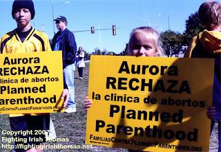 Jericho March, Aurora, IL, 9-15-07