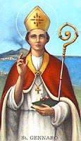 St. Januarius a.k.a. St. Gennaro