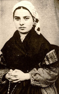 St. Bernadette Soubirous, 1844-1879