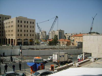 Israel Jerusalén grúa