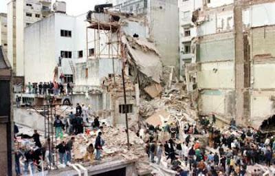 Irán mató a 85 personas en Argentina