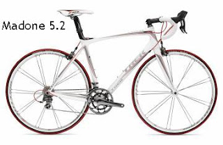 Trek World 2009 #1: Road Bikes