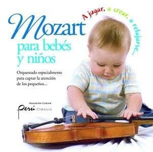 Mozart y los niños