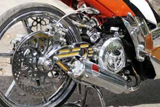 Modif Yamaha Nouvo Lele