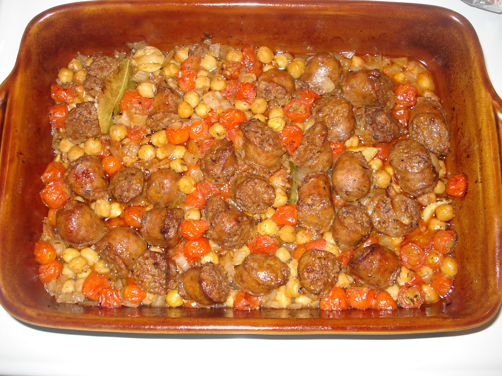 ... sausage baked bean casserole casserole recipes yummly baked bean