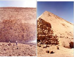 Viaje a Egipto. Aquellos tiempos en los que aún se podía escalar la desconocida Piramide de Dhasur