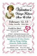 Valentines Vintage Fashion Show and Sale