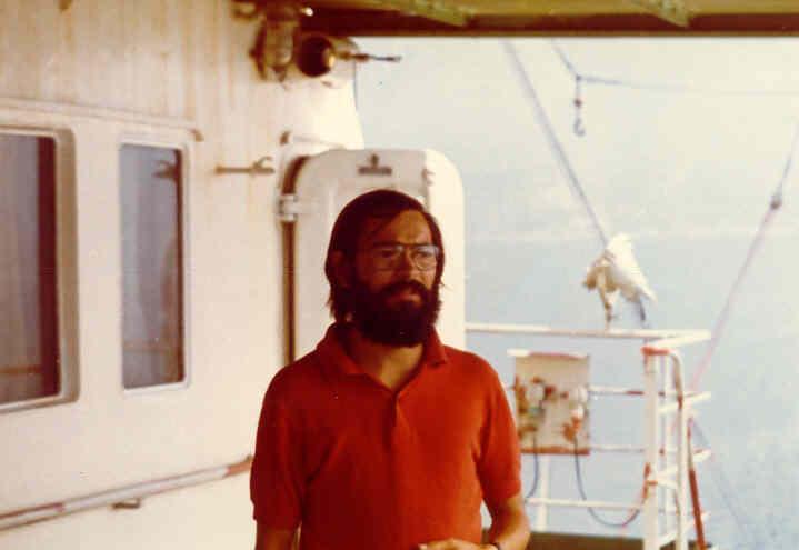 ... A navegar no Mediterrâneo...