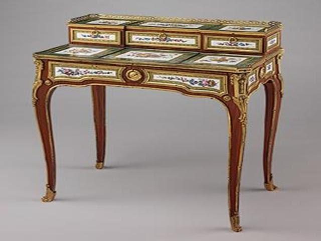 Enredando en el instituto los estilos del mueble en el siglo xviii - Muebles el siglo ...