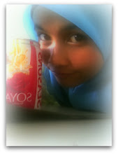 Nor Atiqah ; Cik Caramel