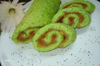 Articole culinare : Rulada cu piure de caise