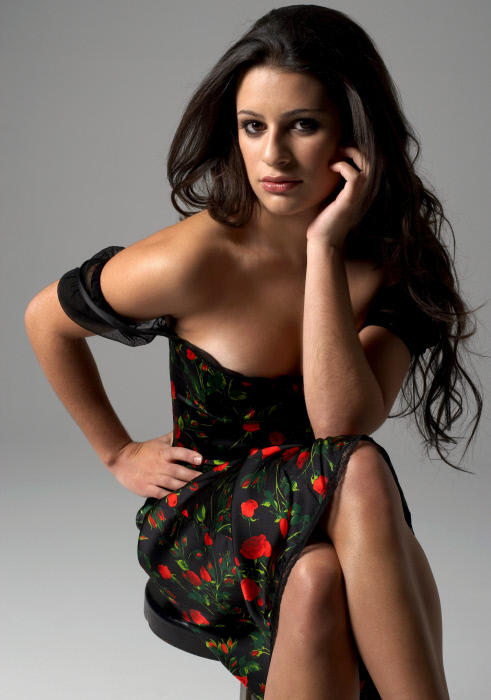 Singer Lea Michele Hot Images, Actress Lea Michele