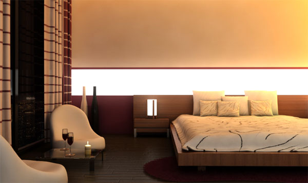 3ds max and vray modeling rendering an interior scene for Vray interior lighting rendering tutorial