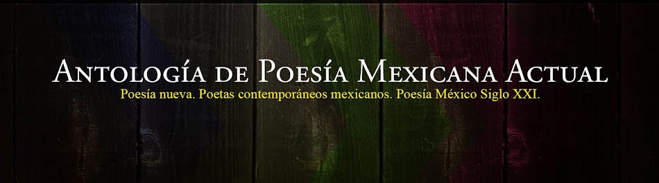 Antología Viva de Poesía Mexicana Actual