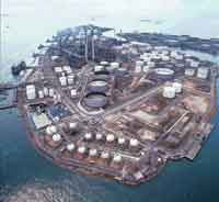 wild shores of singapore: Shell shuts down a Bukom refinery unit ...