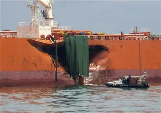 wildsingapore news: Singapore Starts Clean-Up After Tanker ...