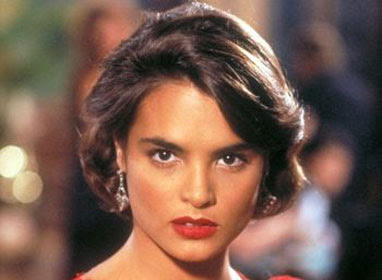 Co-stars Talisa Soto Bratt, who was in the James Bond movie The Living ...