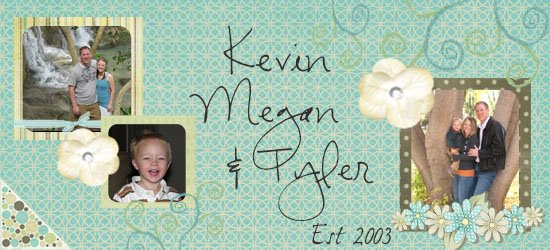 Kevin Megan and Tyler