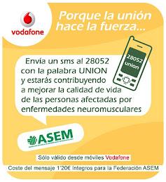 Campaña SMS Solidarios