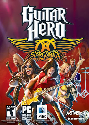 Guitar Hero - Aerosmith (RIP)