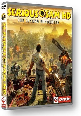 Serious Sam HD: The Second Encounter - Mediafire