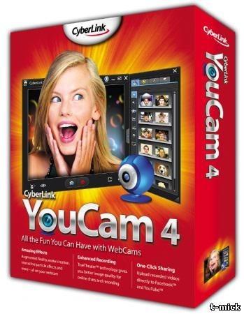 CyberLink YouCam 4.0.0820