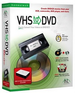 Honestech Vhs To Dvd 3.0 Driver Download